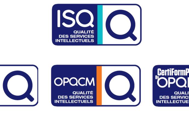 Une nouvelle identité visuelle pour l'ISQ
