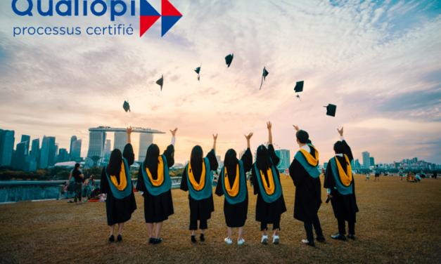 ACTUS – Août 2020 : bravo aux nouveaux certifiés QUALIOPI !