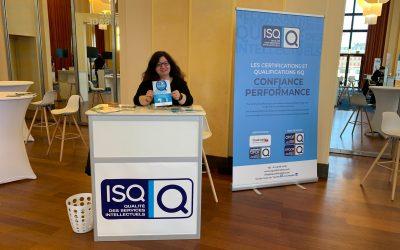 CHEZ NOUS –  Interview de Farida Brioua-Temimi, Directrice Qualité de l'ISQ