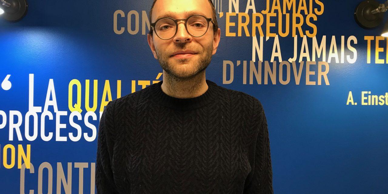 CHEZ NOUS –  Interview de Benjamin Finzi, Digital Marketing Manager