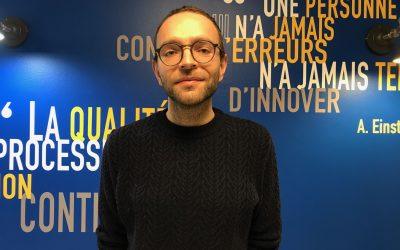 CHEZ NOUS –  Interview de Benjamin Finzi, Digital Marketing Manager