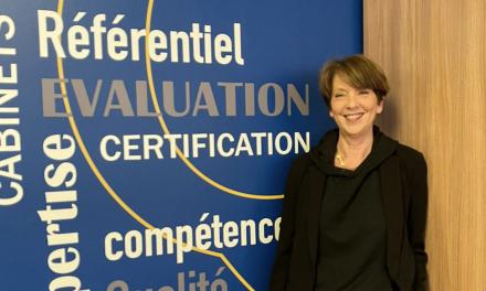 CHEZ NOUS – Avril 2021 : le mot de Catherine Terrien, Directrice Générale de l'ISQ