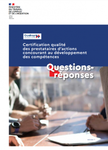 FAQ Certification Qualité