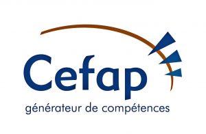 Logo CEFAP Qualiopi